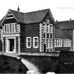 Redruth Grammar School, 1907
