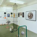 Jacob Lee's studio, W04b, Science Block ©Kirstin Prisk Photography