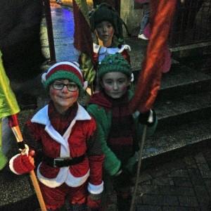 Max and Jasper elves