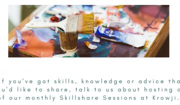 SkillShare Session Callout