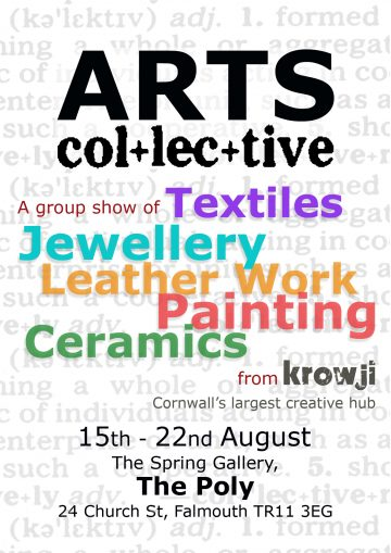 Arts Collective Flyer