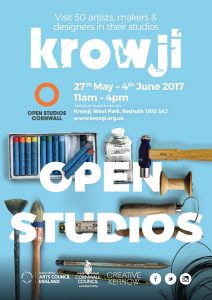 Open Studios Poster Poster - Summer 2017-page-001