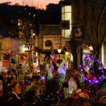Redruth Christmas Procession 2014