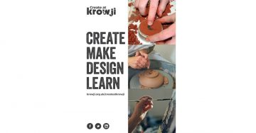 Krowji Workshop Poster Resized for Wordpress