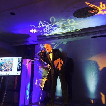THe Hub Awards 2016 Cornwall Krowji Sponsor Creative