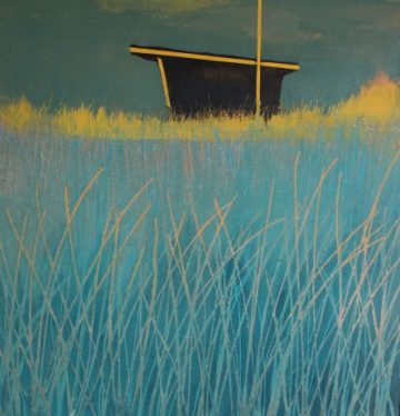 alasdair-lindsay-break-of-sunlight-gwithian-lifeguard-hut-acrylic-on-board-28-x-28cm-475-wpcf_443x460