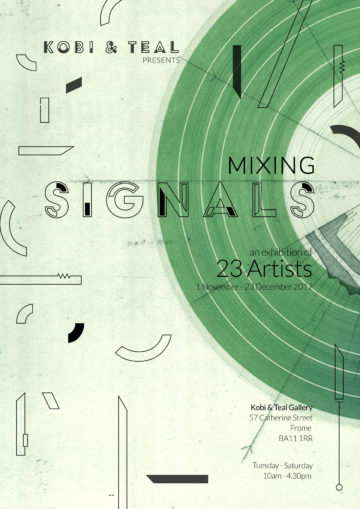 Mixing Signals Poster_LKM_Kobi and Teal