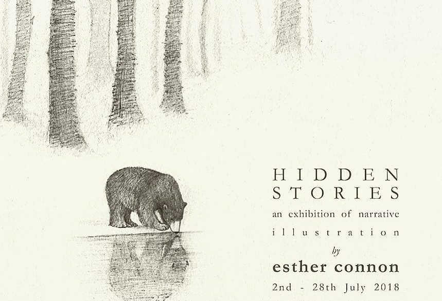 Esther Connon Hidden Stories