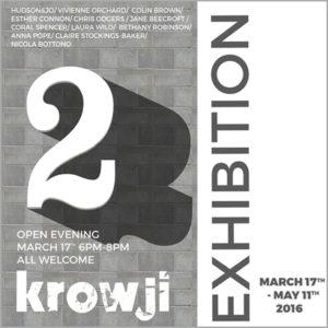 Exhibition March 2016