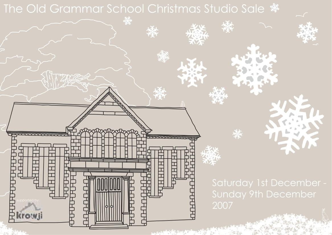 Christmas Studio Sale E-flyer-1