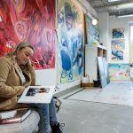 Caroline Robinson Krowji Studio