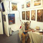 Jane Beecroft Krowji Studio