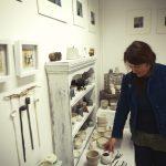 Sarah Cooling Krowji Studio