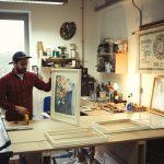 Adrian Holmes Krowji Studio